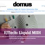 Domus Liquid MIDI